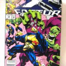 Comic Book Jan. 1992 X Factor  Vol. 1 #74 Marvel Comics