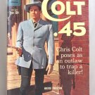 Vintage Colt .45 #6 Comic Book 1960 Wayde Preston Rare