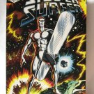 1982 Silver Surfer Comic Book Vol. 2 No. 1 Marvic Comics Group