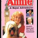 Annie A Royal Adventure 1995 Video VHS Movie Joan Collins George Hearn Ashley Johnson