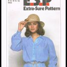 Misses Dress Sizes 8 to 12 Retro Vintage 1978 Simplicity Sewing Pattern No. 8508