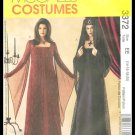 McCall's Sewing Pattern No. 3372 Gothic Costumes Misses Size 14-20