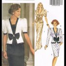 Misses Skirt & Top Sizes 18 To 22 Jessica Howard Butterick Sewing Pattern No. 5174