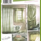 Simplicity Sewing Pattern No. 5480 Ultimate Bath & Spa Home Decorating Designer Patti Wagner Miller