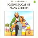 Joseph's Coat Of Many Colors Softcover Book Children Bible Story Leap Frog