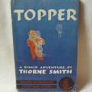 Topper A Ribald Adventure Book By Thorne Smith 1945 Vintage