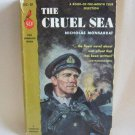 Nicholas Monsarrat The Cruel Sea Vintage Softcover Book 1963 Cardinal Giant Edition