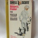 A Shell Scott Novel The Trojan Hearse By Richard S. Prather Softcover Book 1964