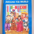 Wee Sing Around The World Pamela Conn Beall & Susan Hagen Nipp Softcover Book