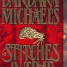 Stitches In Time Barbara Michaels Softcover Book