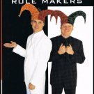 The Motley Fool's Rule Breakers Rule Makers David & Tom Gardner Hardcover Book