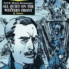 Classics Illustrated All Quiet On The Western Front & Notes Erich Maria Remarque Softcover Book