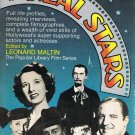 The Real Stars By Leonard Maltin Softcover Book Vintage 1979