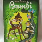 Walt Disney's Bambi By Melvin Shaw Hardcover Book Large Vintage 1976