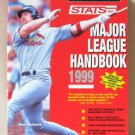 Bill James Presents Stats Inc. Major League Handbook 1999 Softcover Book Mark McGwire Cover