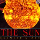 The Sun By Seymour Simon Large Softcover Book