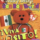 Mary Beth's Bean Bag World Monthly Magazine September 1999 Discontinued