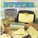 Butter By Susan Wake Hardcover Book Children