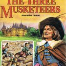 The Three Musketeers Alexandre Dumas Retold By Jane Carruth Hardcover Book Adventure Classics