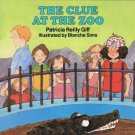 The Clue At The Zoo By Patricia Reilly Giff Softcover Book Children For Ages 4-8