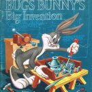 Bugs Bunny's Big Invention By Ralph Heimdahl Softcover Book Vintage 1953
