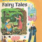 Grimm's Fairy Tales & Babar The King Hardcover Book Vintage Flip Book