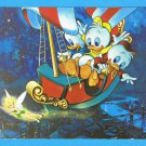 Walt Disney You Can Fly Tinker Bell Huey Dewey Louie Peter Pan Vintage Postcard 1979