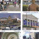 Chicago Map Attractions Entertainment Dining Shopping 2012