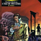 Classics Illustrated A Tale Of Two Cities & Notes Charles Dickens Softcover Book