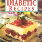 Best Loved Diabetic Recipes Cookbook Hardcover Book