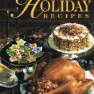America's Favorite Brand Name Holiday Recipes Cookbook Hardcover Book