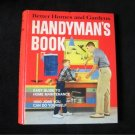 Better Homes And Gardens Handyman&#39;s Book Vintage 1975 Hardcover 5 Ring Binder