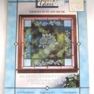 Stencils To Fit Any Decor Gallery Glass Window Traditional Rose By Plaid Enterprises