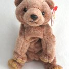 Pecan The Bear Ty Beanie Baby Retired 1999
