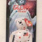 Glory USA American Bear Ty Teenie Beanie Baby In Package 1999 Retired