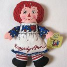 Raggedy Ann Doll Stuffed Toy By Applause Creator Johnny Gruelle