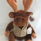Montgomery The Moose Ty Attic Treasure Retired 1998