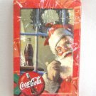 Coca Cola Coke Playing Cards Santa Bicycle Brand