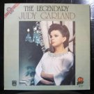The Legendary Judy Garland Capitol Records Double Album Set Vinyl LP Vintage 1986