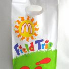 Collectible McDonald's Colorful Vinyl Lunch Bag Tote Field Trip 1992
