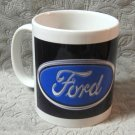 Ford Ranger Coffee Mug Cup One Of A Kind Pottery Ceramic