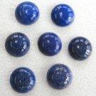 Lapis Lazuli Loose Gemstones Round Cabochon 12mm