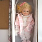 Paige Porcelain Doll World Famous Designer Gustave F. Wolff Wimbledon Collection