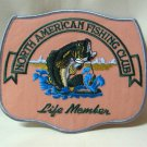 North American Fishing Club Life Member Large Patch