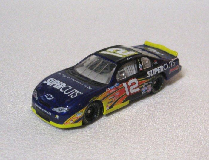 Kerry Earnhardt #12 Nascar Diecast Toy Car 2002 Action