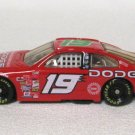 Nascar #19 Jeremy Mayfield Diecast Toy Car 2002 Dodge