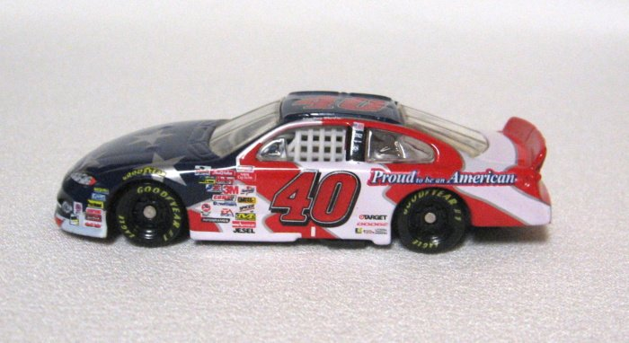 Sterling Marlin #40 Nascar 2002 Dodge Diecast Toy Car 1:64 Proud To Be American