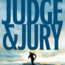 Judge & Jury James Patterson & Andrew Gross Hardcover Book 2006