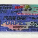 Purple Pumi Bar By Mr. Pumice Extra Coarse