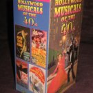 Hollywood Musicals Of The 40's Boxed Set Videos